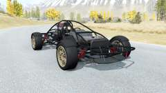 Civetta Bolide Track Toy v2.1 pour BeamNG Drive