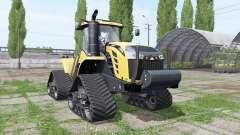 Challenger MT955E QuadTrac weight pour Farming Simulator 2017