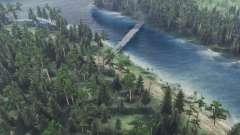 Reise zum Fluss Olenka 2