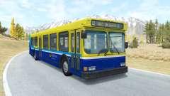 Wentward DT40L Dublin Bus v1.3 pour BeamNG Drive