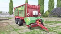 Strautmann Tera-Vitesse CFS 4201 DO pour Farming Simulator 2017