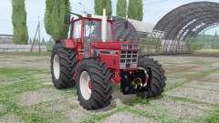 International Harvester 1455 XL loader mounting pour Farming Simulator 2017