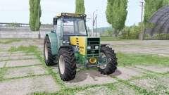 Buhrer 6135A green pour Farming Simulator 2017