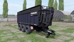 JOSKIN DRAKKAR 8600 dark v1.4 pour Farming Simulator 2017