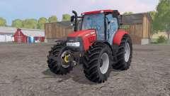 Case IH Maxxum 140 Michelin pour Farming Simulator 2015