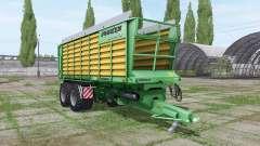 JOSKIN Silospace 22-45 pack pour Farming Simulator 2017