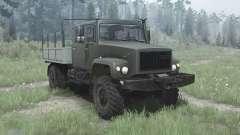 GAZ 33081 le Chasseur-II pour MudRunner