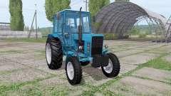 MTZ-80 Belarus 4x4 für Farming Simulator 2017