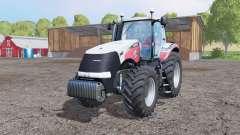 Case IH Magnum 340 CVX Silver Edition für Farming Simulator 2015