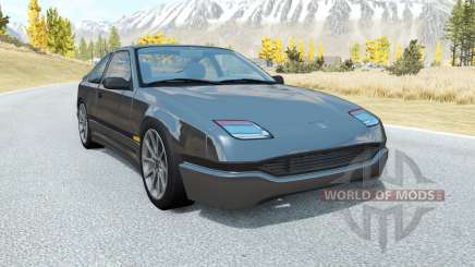 Ibishu 200eX electric drive v3.1 pour BeamNG Drive