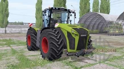 CLAAS Xerion 5000 Trac VC für Farming Simulator 2017