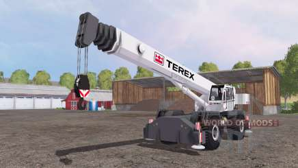 Terex RT 130 pour Farming Simulator 2015