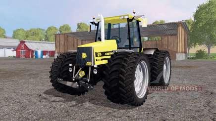 JCB Fastrac 2150 double wheels für Farming Simulator 2015
