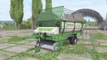 Krone Turbo 2500 v2.0 pour Farming Simulator 2017