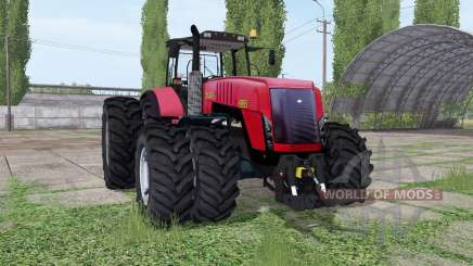 Belarus 4522 dual-Rad für Farming Simulator 2017
