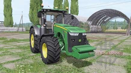 John Deere 8320R v3.5 für Farming Simulator 2017