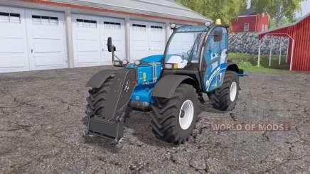 New Holland LM 7.42 rear hydraulics für Farming Simulator 2015