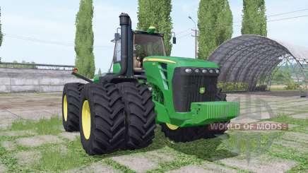John Deere 9330 v3.0 für Farming Simulator 2017