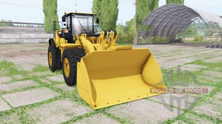 Caterpillar 980K für Farming Simulator 2017