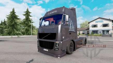 Volvo FH Le XTReMe pour Euro Truck Simulator 2