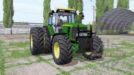 John Deere 6430 Premium v1.0.1 für Farming Simulator 2017