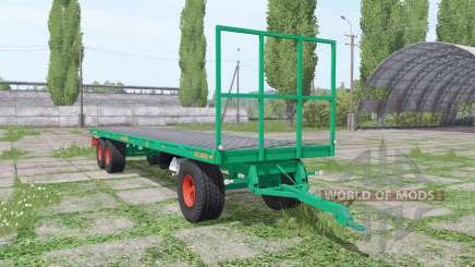 Aguas-Tenias PGRAT autoload pour Farming Simulator 2017