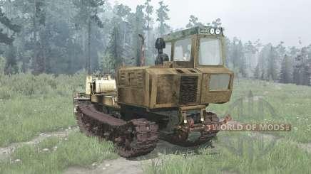 TLT-100 pour MudRunner