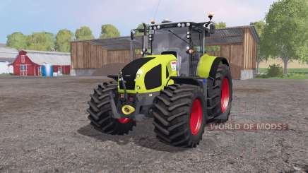 CLAAS Axion 950 Trelleborg für Farming Simulator 2015