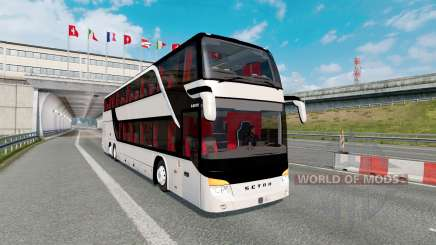 Setra S 431 DT 2003 pour Euro Truck Simulator 2