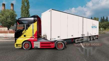 NTM Trailer v1.3 pour Euro Truck Simulator 2