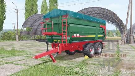 METALTECH TS 16 v1.1 pour Farming Simulator 2017