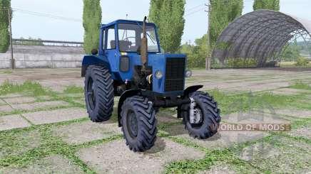 MTZ 82 Biélorussie dynamique tuyaux pour Farming Simulator 2017