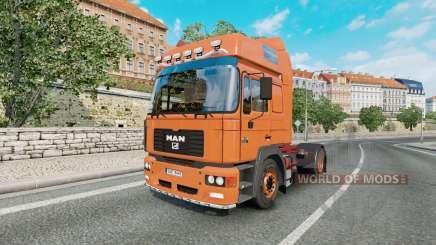 MAN F2000 19.414 FLS v1.0.4 pour Euro Truck Simulator 2