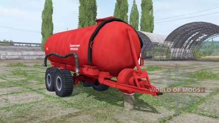 Mzht 10 v2.0 pour Farming Simulator 2017