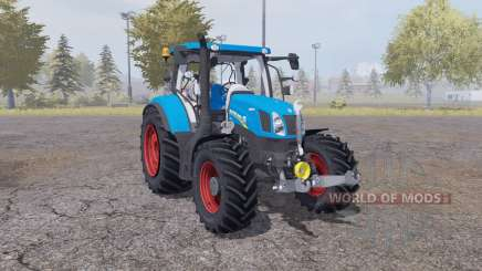 New Holland T6.160 blue pour Farming Simulator 2013