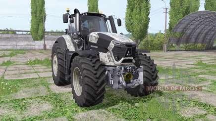 Deutz-Fahr Agrotron 9310 TTV camo pour Farming Simulator 2017