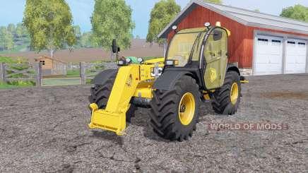 JCB 536-70 rear hydraulics pour Farming Simulator 2015