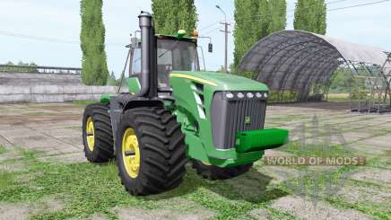 John Deere 9630 weight für Farming Simulator 2017