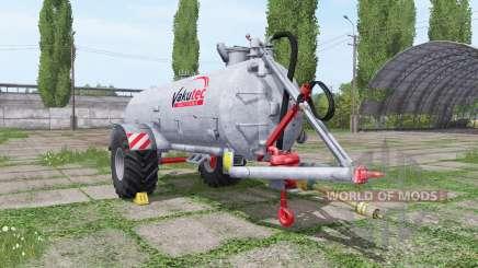 Vakutec VA 10500 pour Farming Simulator 2017