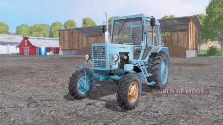 MTZ-82.1 Biélorussie bleu pour Farming Simulator 2015