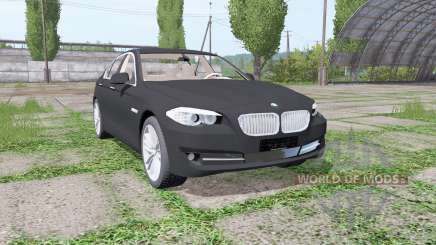 BMW 525d sedan (F10) pour Farming Simulator 2017
