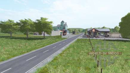 Watea Valley pour Farming Simulator 2017