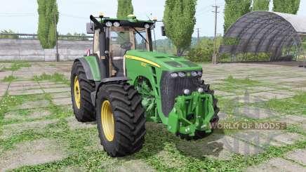 John Deere 8530 Trelleborg für Farming Simulator 2017