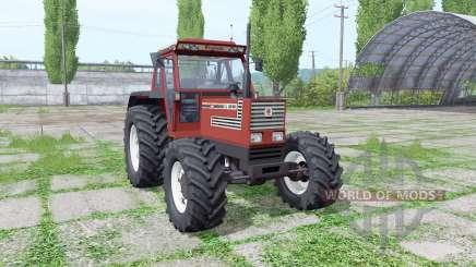 Fiatagri 115-90 DT v1.2 pour Farming Simulator 2017