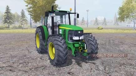 John Deere 6920 green für Farming Simulator 2013
