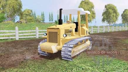 Caterpillar D4E 1978 pour Farming Simulator 2015