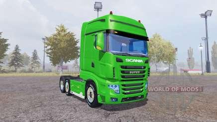 Scania R700 Evo für Farming Simulator 2013