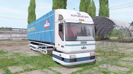 MAZ 2000 la Perestroïka 1988 pour Farming Simulator 2017