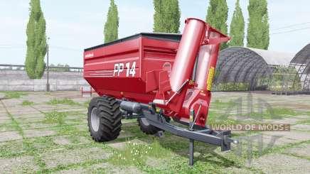 METALTECH PP 14 pour Farming Simulator 2017