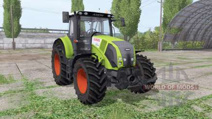 CLAAS Axion 820 green für Farming Simulator 2017